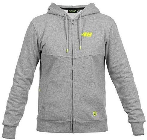 VR46 - Sweat-shirt à capuche - Homme gris gris XXL