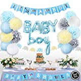 Sweet Baby Company Boy Baby Shower Decorations for Boy with Its A Boy