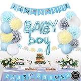 Boy Baby Shower Decorations