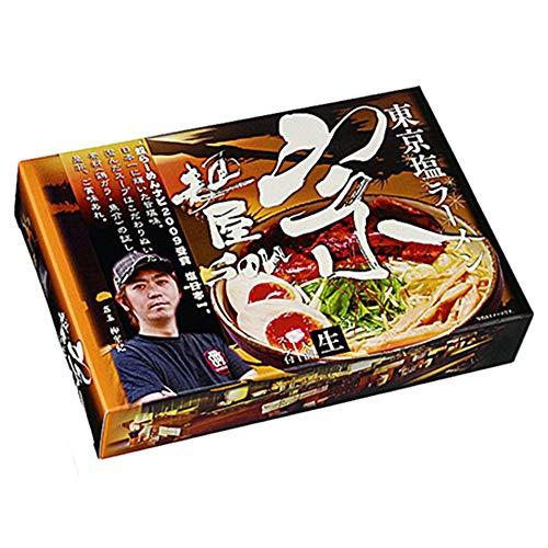 ご当地名店ラーメンミニ 東京ラーメン 麺屋 宗 小 10箱×3合 SP-98