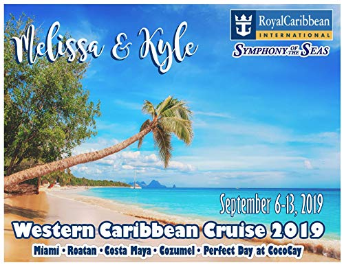 Caribbean Cruise Magnet-all cruiselines