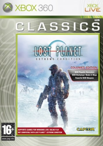 Lost Planet-Extreme Condition