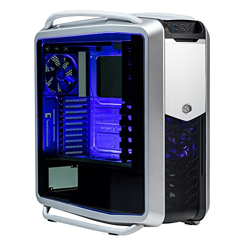 Cooler Master RC-1200-KKN2 Cosmos II 25th ANNIVERSARY Edition XL-ATX Full-Tower with Dual Curved...