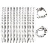 Velidy 10 piezas de ajuste de tama/ño de anillo para anillos sueltos para cualquier tama/ño de anillo reductor separador anillo Guardia