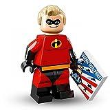 LEGO 71012 Minifigures Serie DISNEY - Mr. Incredibile Mini Action Figure