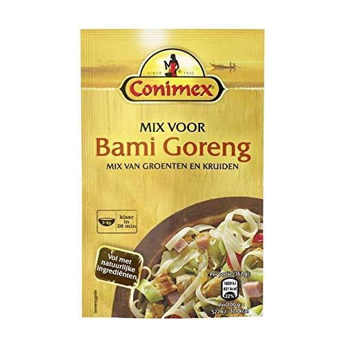 Conimex Mahlzeit Mix Bami Goreng 48 g - köstliche Mischung aus Gemüse und Kräutern