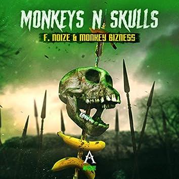 Monkeys N Skulls