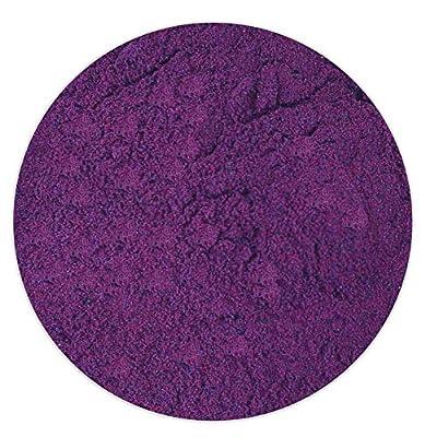 Ultimate Baker All Natural Purple Food Color - Kosher Purple Food Coloring Powder for Airbrush or Gel Paste Cake Decorating (12grams)