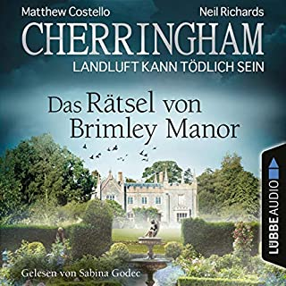 Das Rätsel von Brimley Manor Titelbild