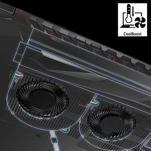 Acer Nitro 5 AN515-42-R5ED Gaming Laptop, AMD Ryzen 5 2500U, AMD Radeon RX 560X Graphics, 15.6