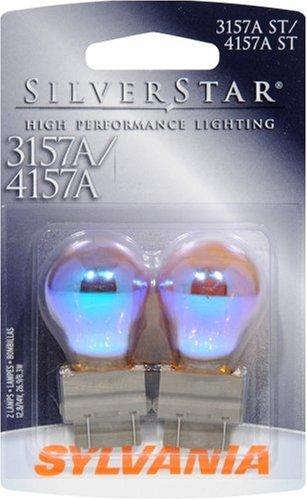 Sylvania 3157A/4157A ST BP SilverStar 27-Watt High Performance Signal Light