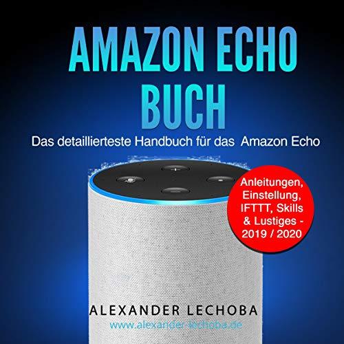 Amazon Echo Buch Titelbild