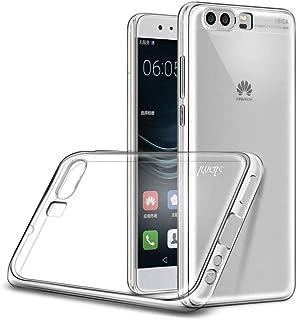 Imak Huawei P10 - Clear Ultrathin TPU Gel Soft Case Cover With Screen Protector