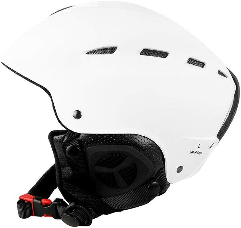 MXZ Ski Snowboard Helm, Schutzvorrichtung Für Für Für Skifahrer Männer Frauen Skateboard Skating Helm Verstellbarer Kopfbügel A B07MPG3PZF  Neues Design bd1e2c