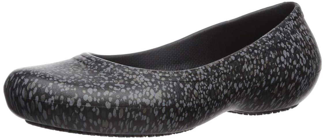 行ノイズなんとなく[Crocs] レディース 205760-0EC US サイズ: 5 M US カラー: ブラック