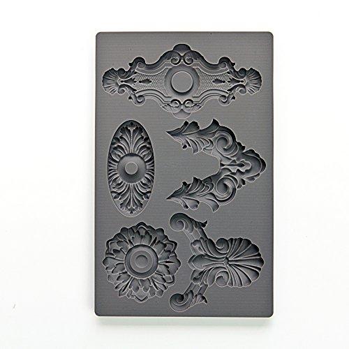 Prima Marketing IOD Vintage Art Decor Moulds-escucheons 5,1cm