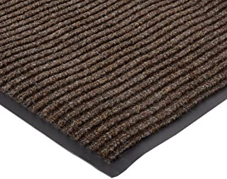 Notrax 117 Heritage Rib Entrance Mat, For Home or Office, 3' X 6' Brown (117S0036BR)