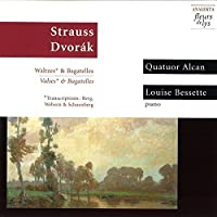 Strauss/Dvorak:Waltzes/Bagatel