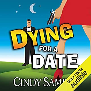 Dying for a Date audiobook cover art