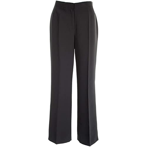 7640dcd5f14f Busy Clothing Womens Smart Black Trousers