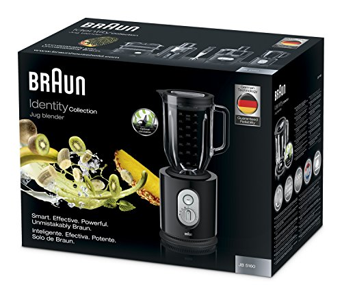 Braun JB5160BK Identity Collection Frullatore