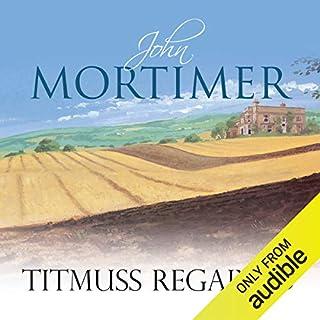 Titmuss Regained audiobook cover art