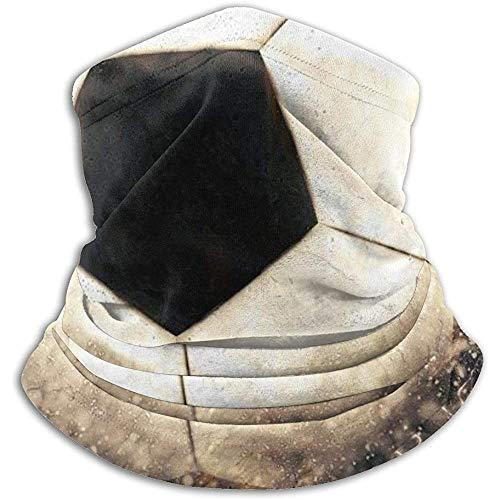 Duang Multifunctionele sjaal gezichtsmasker voetbal of voetbal sport multifunctionele halsmanchet buishalswarmer lichte camping winddichte halsmanchet warmer bandana's