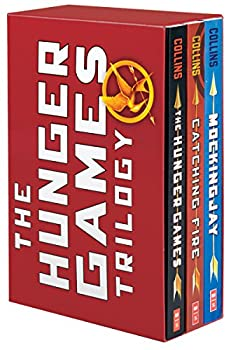 The Hunger Games Trilogy  The Hunger Games / Catching Fire / Mockingjay