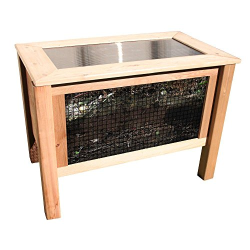 Lowest Price! Solar Assist Composter