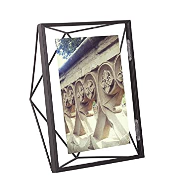Umbra Prisma Picture Frame, 5 by 7-Inch, Black