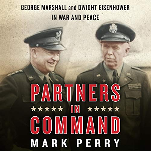 Partners in Command audiobook cover art