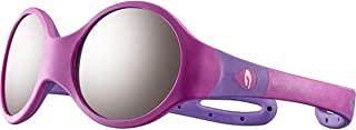 Julbo - Gafas de sol para niña Loop M, rosa y morado, 1-3 años