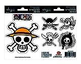 ABYstyle - ONE PIECE - Stickers - Bandiera Pirati - 16x11cm