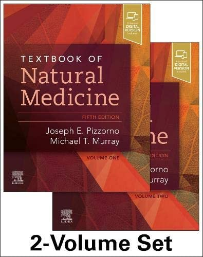 Textbook of Natural Medicine 2 volume set product image