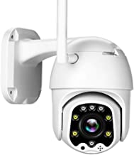 Alptop Outdoor PTZ Wireless WiFi IP Security Camera 1080P Home Surveillance Camera for Baby/Elder/Pet/Nanny Monitor,Pan/Tilt,Two-Way Audio,Motion Detection & Night Vision AT-500DW