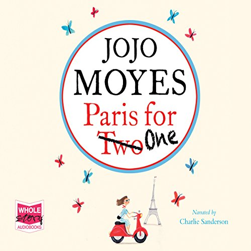 Paris for One audiobook cover art