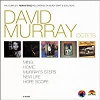 The Complete Remastered Recordings David Murray - Octets by David Murray (2011-12-13)