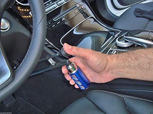 """Sago® Portable Handicap Driving Hand Controls-car Hand Controls -""""RED"""" Handle"""