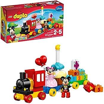 LEGO Duplo Disney Mickey Mouse Clubhouse & Minnie Birthday Parade