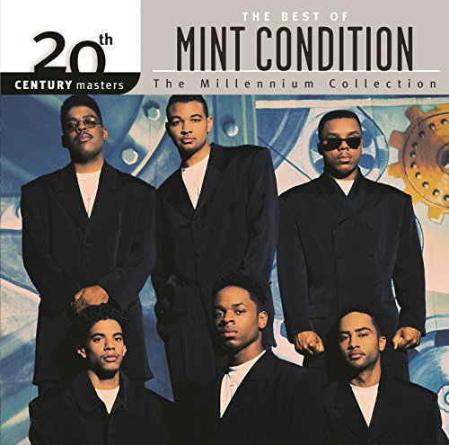 The Best Of Mint Condition 20th Century Masters The Millennium Collection