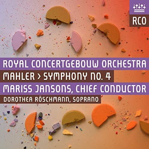 Royal Concertgebouw Orchestra feat. Dorothea Röschmann