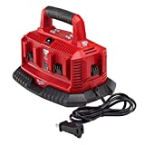 Milwaukee M18 18-Volt Lithium-Ion 6-Port Sequential Battery Charger