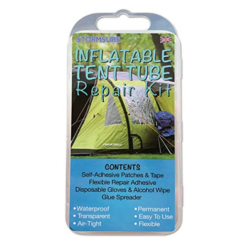 stormsure inflatable tent tube awning