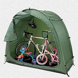 Powerfly Bicicleta Carpa de Almacenamiento Impermeable Cobertizo ...