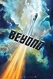 Star Trek Beyond Poster Clouds Teaser (61cm x 91,5cm)