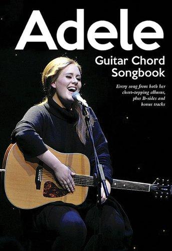 Adele Guitar Chord (Songbook)