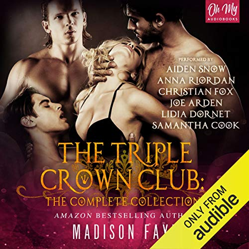 Page de couverture de The Triple Crown Club