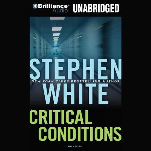 Critical Conditions audiobook cover art