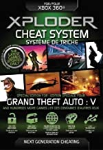 Xploder Cheat System for Xbox 360 - Special Edition for Grand Theft Auto V + 100's More Games