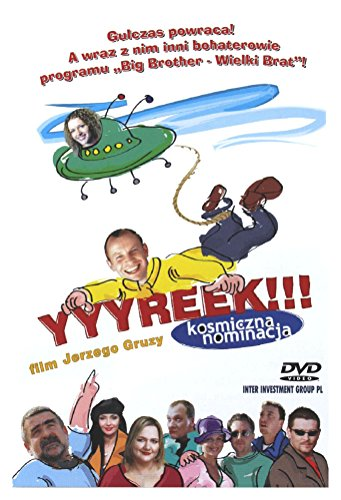 Yyyreek!!! Kosmiczna nominacja [DVD] [Region 2] (IMPORT) (Keine deutsche Version)
